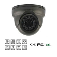Dome Type Fixed Lens Camera