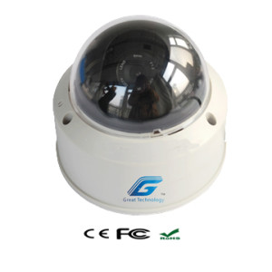 HD Fixed Dome Cameras