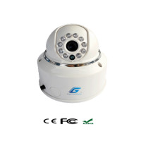 HD Fixed Dome IR Cameras